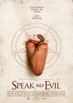 Speak No Evil - Annalise Cavender