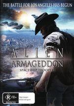 Alien Armageddon - Katharine Lee McEwan