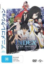 A Certain Magical Index : The Movie: The Miracle of Endymion - Sachika Misawa
