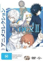 A Certain Magical Index : Part 2 (Episodes 13 - 24) - Not Specified