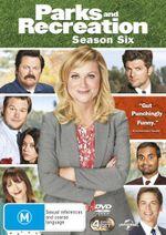 Parks and Recreation : Season 6 - Aziz Ansari