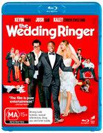 The Wedding Ringer (Blu-ray/UV) - Kevin Hart