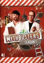 Mythbusters : Season 1 - Adam Savage
