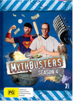 Mythbusters : Season 4 - Adam Savage