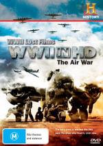 WWII Lost Films : WWII In HD - The Air War - Sammy Jackson
