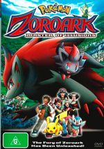 Pokemon Movie 13 : Zoroark and the Master Illusion