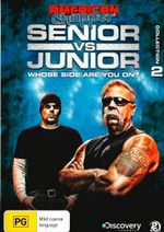 American Chopper : Senior Vs Junior Collection 2 - Paul Teutul Jr.