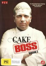 Cake Boss : Season 2 - Frankie Amato Jr.