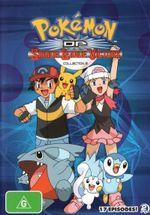 Pokemon DP Sinnoh League Victors collection 2