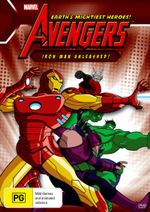 The Avengers : Earth's Mightiest Heroes! - Iron Man Unleashed! (Marvel)