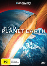 Inside Planet Earth - Martin Williams