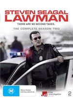 Steven Seagal Lawman : Season 2 - Steven Seagal