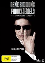 Gene Simmons : Family Jewels - Season 5 - Gene Simmons