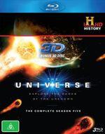 The Universe : The Complete Season 5 - Douglas C Cohen