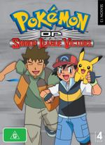 Pokemon : Season 13 - Diamond & Pearl Sinnoh League Victors