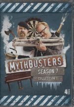 Mythbusters : Season 7 - Collection 1 - Tory Belleci