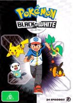 Pokemon : Season 14 - Black and White - Collection 1 - Jason Griffith