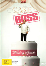 Cake Boss : Wedding Special - Buddy Valastro