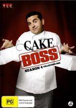 Cake Boss : Season 4 Collection 1 - Frankie Amato Jr.