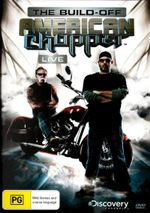 American Chopper : The Build Off (Live) - Mike Catherwood