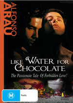 Like Water For Chocolate - Mario Ivan Martinez