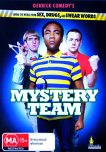 Mystery Team : Saving The World From Sex, Drugs And Swear Words - Dominic Dierkes