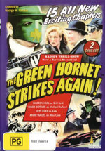 The Green Hornet Strikes Again - Anne Nagel