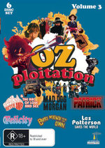 Oz-Ploitation  : Volume 3 - Barry Humphries