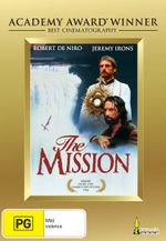 The Mission - Academy Award Winner - Cherie Lunghi