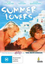 Summer Lovers - Carole Cook