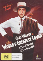 The World's Greatest Lover : Go Ahead - Laugh! - Gene Wilder