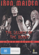 Iron Maiden : The Legacy Of The Beast - Iron Maiden