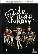 David Byrne : Ride, Rise, Roar - Paul Frazier