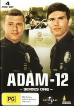 Adam - 12 : Series One - William Boyett