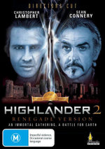 Highlander 2 : Renegade Version  - Michael Ironside