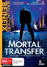 Mortal Transfer : A Murder Mystery Dark And Deep - Valentina Sauca