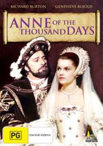 Anne Of The Thousand Days - Richard Burton
