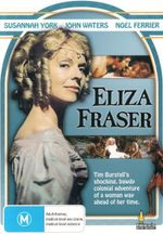 Eliza Fraser : Tim Burstall's Shocking, Bawdy Colonial Adventure Of A Woman Way Ahead Of Her Time - Trevor Howard