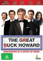 The Great Buck Howard : Greatness Is A State Of Mind - Steve Zahn
