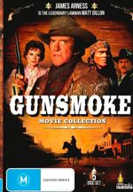 Gunsmoke Movie Collection - James Arness