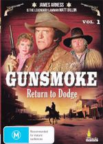 Gunsmoke : Return to Dodge : Volume 1 - Fran Ryan