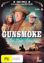 Gunsmoke : The Last Apache - Volume 2 - Richard Kiley