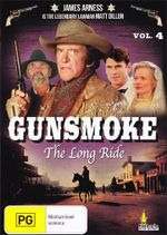 Gunsmoke : The Long Ride - Volume 4 - Amy Stock-Poynton