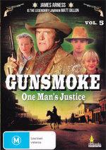 Gunsmoke : One Man's Justice - Bruce Boxleitner