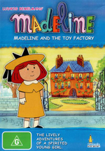 Madeline And The Toy Factory : Madeline