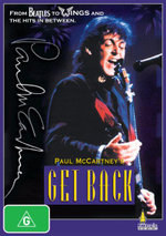 Get Back : From Beatles To Wings And The Hits In Between - Paul McCartney