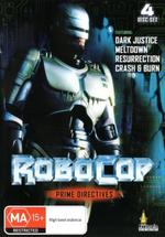 Robocop : Prime Detectives - Maurice Dean Wint