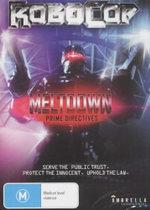 Robocop : Prime Directives - Meltdown