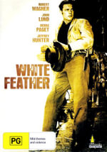 White Feather - Jeffrey Hunter