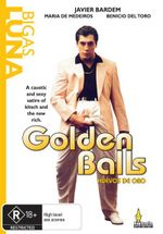 Golden Balls : A Caustic And Sexy Satire Of Kitsch And The New Rich - Benicio Del Toro